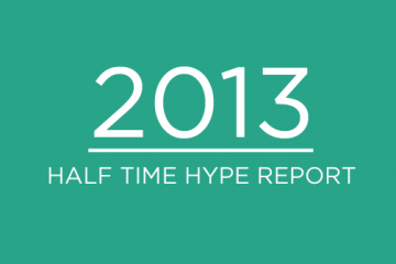 Hype Report 2013